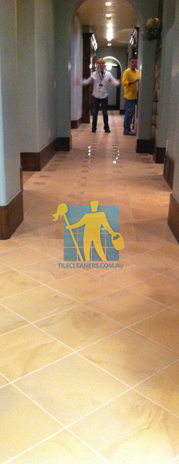 traditional entry with large porcelain tiles were laid in a basketweave pattern Sandgate